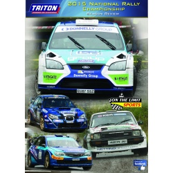 National Rally Championship 2015